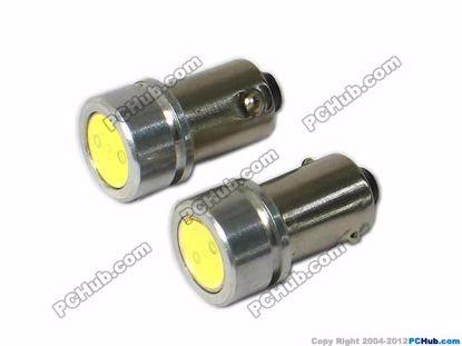 74987- LED White Light Bulbs
