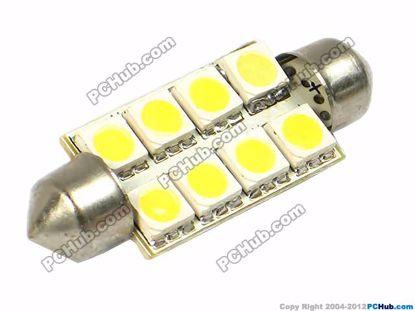 75060- 8x5050 SMD White LED Light