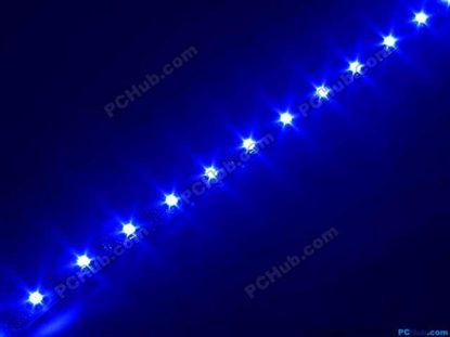 76044- DIY LED Auto Lamp. 15 x 1212 SMD Blue LED