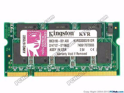 KVR333SO/512R