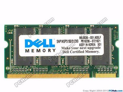 SNPINSP5150/512X9, 99L0036-001