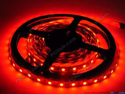 76412- 60 x 5050 SMD LED /Meter. Red