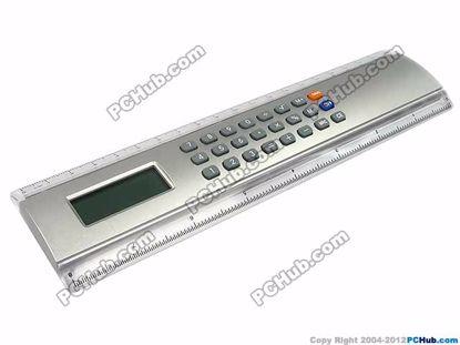 77902- CALC0025. Ruler long 20cm