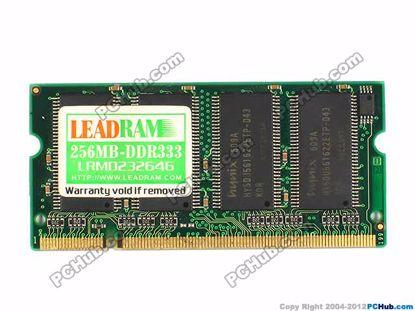 LRMD232646, HY5DU561622ETP-D43