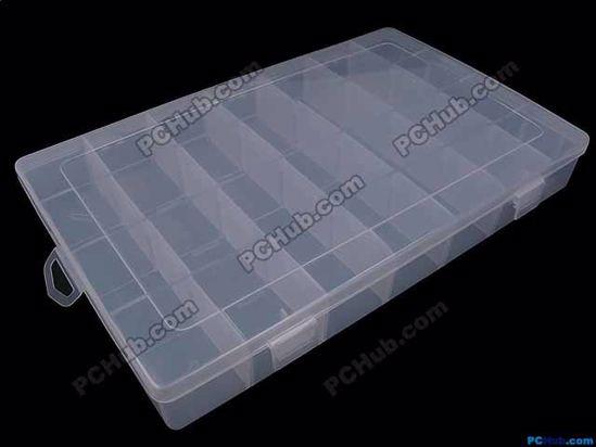 R659. Transparent box