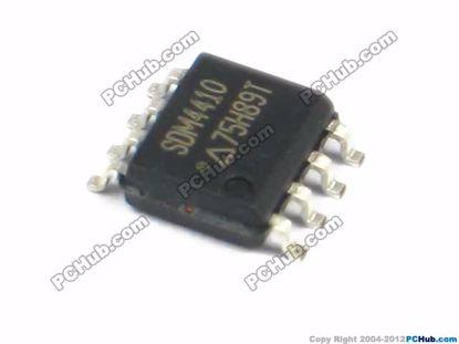 78380- SDM4410. 30V. 10A. 11mho