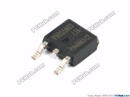 78935- PHD55N03LTA. 25V. 55A