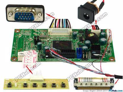 OECTLE012, 1280x800 , 40-pin