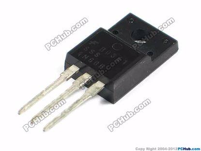 79022- 4N60B. 600V. 4A. 100W