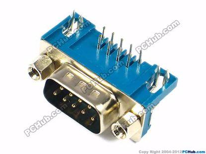 DR-9. 9-pin dip