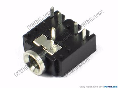 DIP 5-pin, 14x12x6mm Height (Exclude Leg)