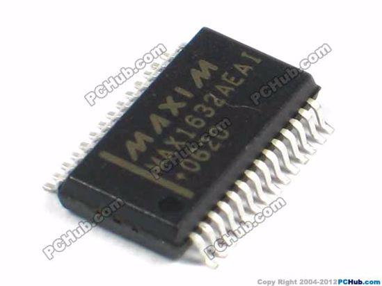 MAX1632, MAX1632A EAI, MAX1632AEAI