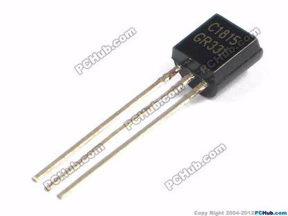 C1815. 0.4W  60V  0.15A