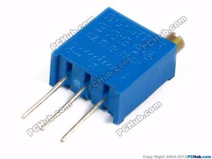 3296W205. W205. 3-pin DIP