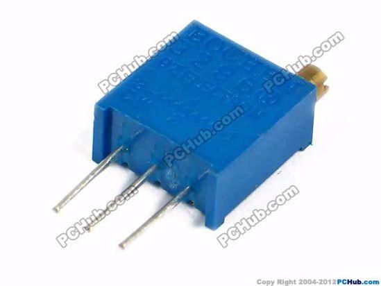 3296W201. W201. 3-pin DIP