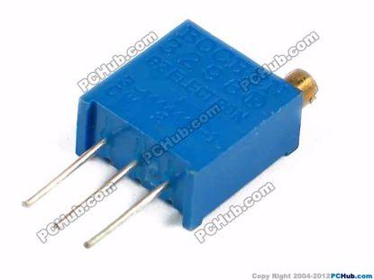 3296W204. W204. 3-pin DIP