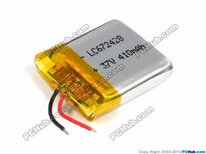 LC672428.  6.7x24x28mm (HxWxL)