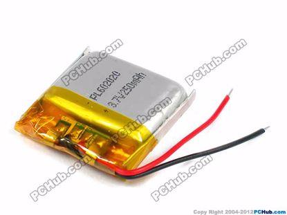 PL602020. 6x20x20mm (HxWxL)