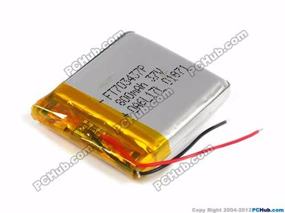 FT703437P. 7x34x37mm (HxWxL)