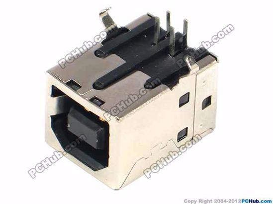 For printers, scanner etc, Black plastic