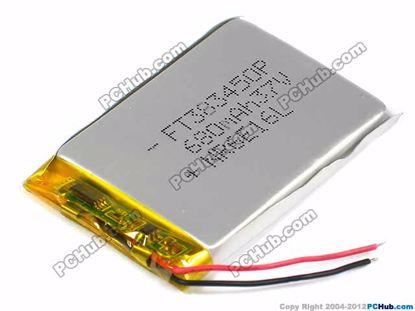 FT383450P. 3.8x34x50mm (HxWxL)