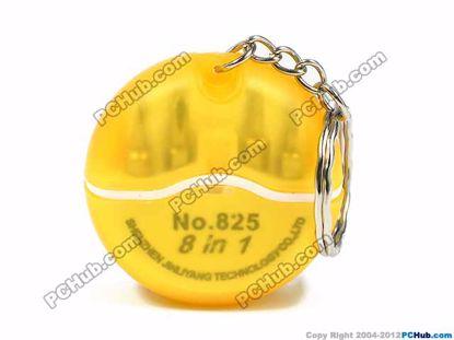 Keychain 42x16mm diameter