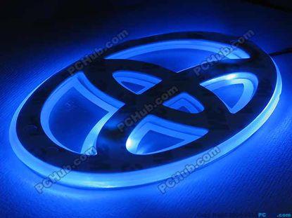 R330, Blue Light