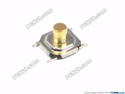 SMD Button. 5x5x3.5mm Height