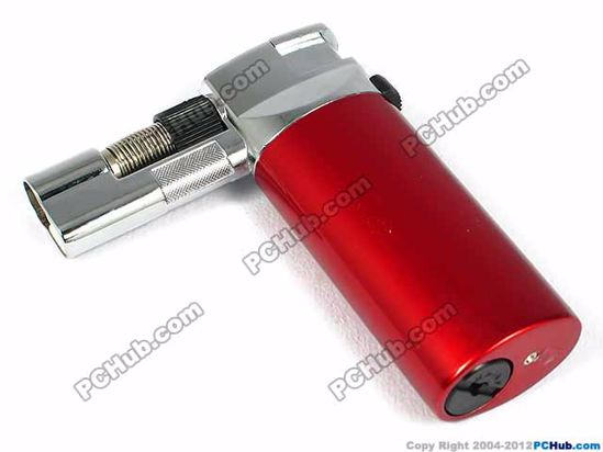 Electronic Ignition, Red+Silver