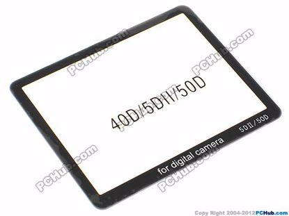 For Canon EOS 40D, 5D Mark II, 50D