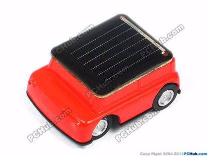 Solar Jeep, Red