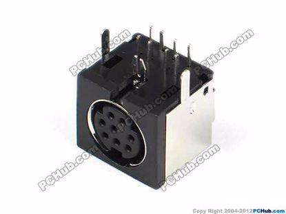 MDC-8-02, 8-pin