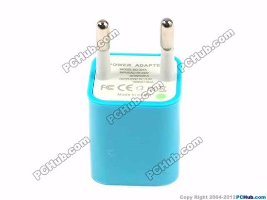 BD-301A, EU Plug, Blue