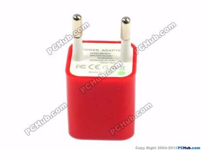 BD-301A, EU Plug, Red