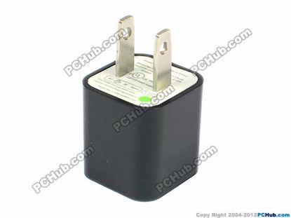 A1265, US Plug, Black