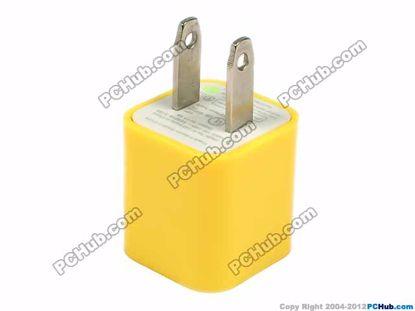 A1265, US Plug, Yellow