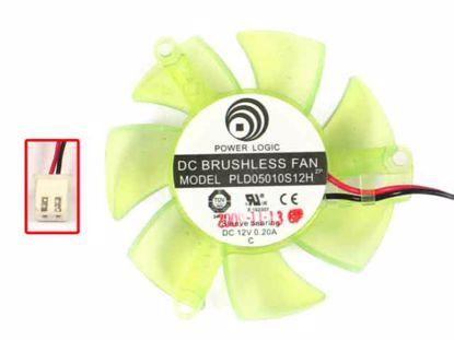 PLD05010S12H, Green