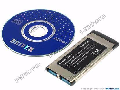 BC628, Two USB3.0 Ports