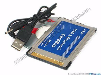 BC138, USB2.0 & Bluetooth
