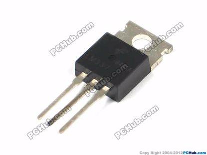 LM337, Output: 1.5A