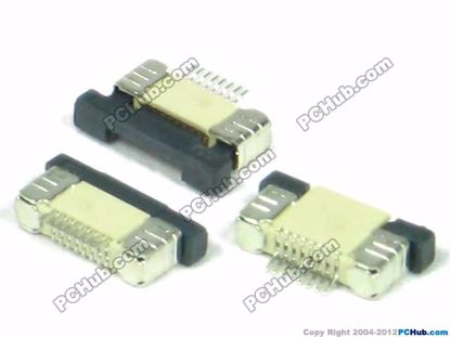 0.5mm Pitch, 8-pin, SMT type