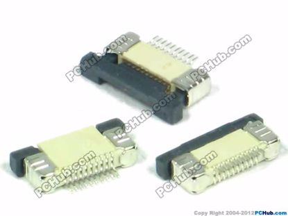 0.5mm Pitch, 10-pin, SMT type