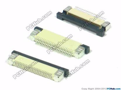 0.5mm Pitch, 24-pin, SMT type
