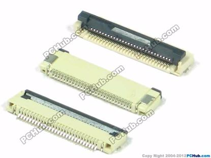 0.5mm Pitch, 28-pin, SMT type
