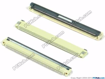0.5mm Pitch, 60-pin, SMT type