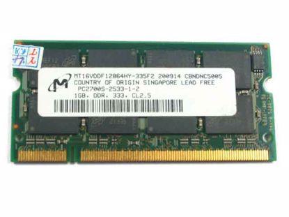MT16VDDF12864HG-335D2