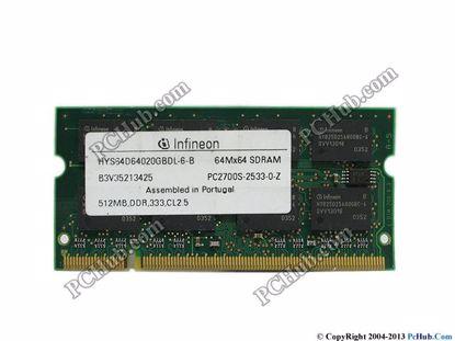 HYS64D64020GBDL-6-B