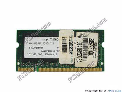 HYS64D64020GBDL-7-B