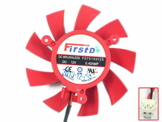 FD7015H12S, Red