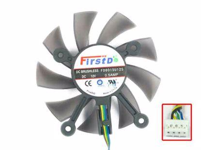 FD8015U12S, Trans. Grey